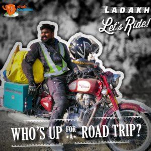 Shah Vacations Ladakh Road Trip