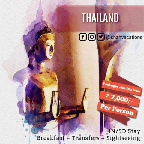 Shah Vacations Thailand